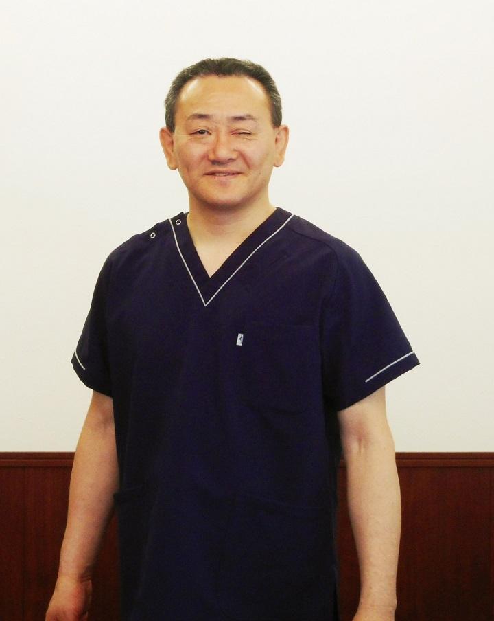松村鍼灸整骨院 院長 松村先生