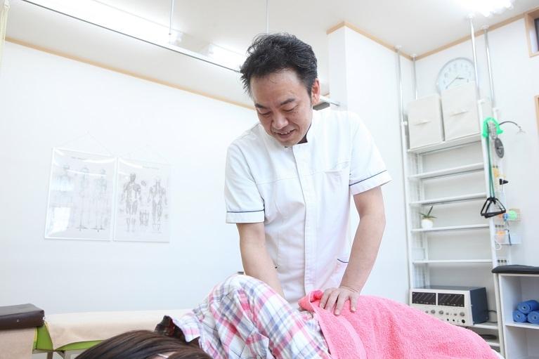 当院の全身骨格矯正治療