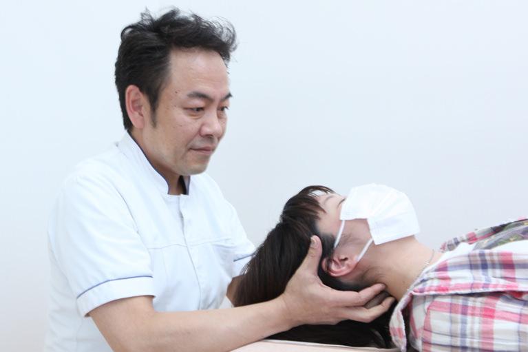 肩こり・頭痛の症状