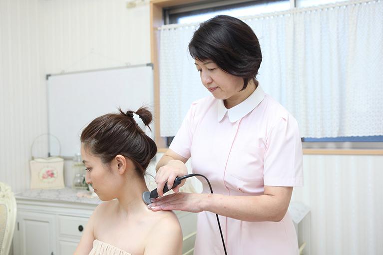 当院の肩こり・頭痛治療