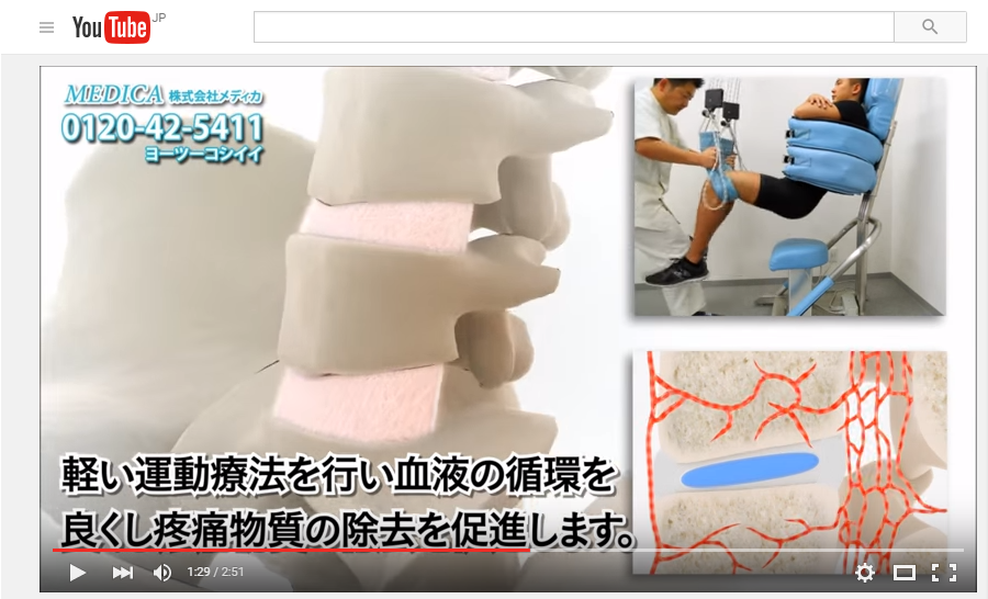 宇宙飛行士の腰痛治療をもとにした最新腰痛治療「FMT無痛腰痛治療」