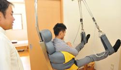 プロテックによる腰痛治療