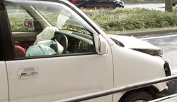 任意保険を使った交通事故治療